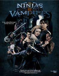 Phim Ninja Diệt Ma Cà Rồng-Ninja vs. Vampires