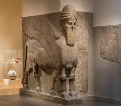 ernst emil herzfeld in persepolis essay heilbrunn human headed winged bull and winged lion lamassu