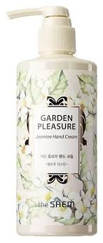 <b>Крем для рук</b> The Saem <b>Garden</b> pleasure Mellow Jasmine ...
