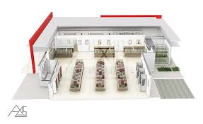 office floor plan design free software 3d architectural plans rendering portfolio office layout software free