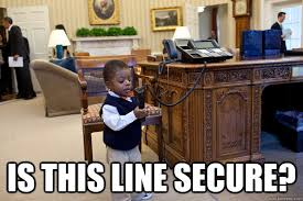 Is this line secure memes | quickmeme via Relatably.com