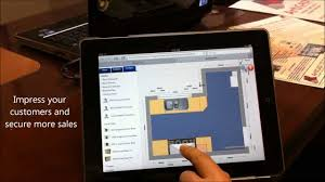 Computer Kitchen Design Design A Kitchen On An Ipad With My Room Plan From Articad Youtube