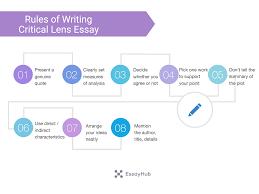 how to write a critical lens essay essayhub goals of a critical lens essay