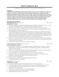 good resume summary for administrative assistant sample customer good resume summary for administrative assistant administrative assistant resume samples sample executive assistant resume administrative assistant