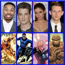 Image result for Pics of Fantastic Four