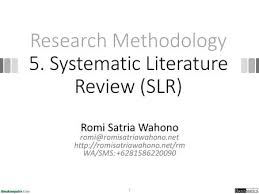 Example of literature review presentation Home   FC
