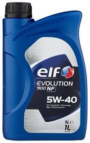 Синтетическое <b>моторное масло ELF</b> Evolution 900 NF 5W-40 1 л ...