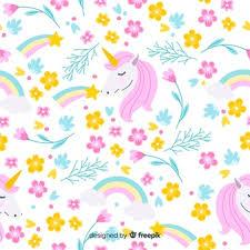 <b>Unicorn Pattern</b> Images | Free Vectors, Stock Photos & PSD