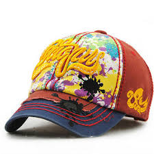 5 <b>Colors</b> Kids Baseball Cap <b>Fashion Colorful Graffiti</b> Casual Cotton ...