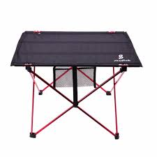 Lightweight <b>Aluminium Alloy Portable Folding</b> Table for Camping ...
