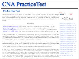 cna practice test sample questions and answers web directory s cover letter cna practice test sample questions and answers web directory scna sample questions