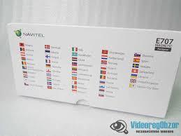 Обзор <b>навигатора NAVITEL E707 MAGNETIC</b> | VideoregObzor