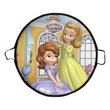 <b>Ледянка 1TOY Disney</b> София Прекрасная, круглая, 52 см ...