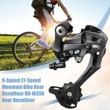 <b>Mountain Bike RD</b>-<b>M390 Rear</b> Derailleur 7 8 9 Speed <b>MTB Bike</b> ...