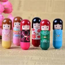 Online Shop 6pcs/lot <b>Fashion cute</b> Waterproof <b>Cartoon</b> Kimono <b>Doll</b> ...