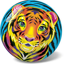 <b>Мяч Star Тигр 14</b> см. — купить по выгодной цене на Яндекс.Маркете