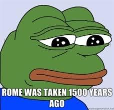 Memes Vault Feels Bad Man Frog Tumblr via Relatably.com