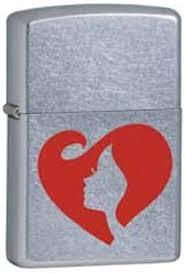 <b>Зажигалка Zippo</b> Woman heart 28697 на ZIPPO-RUSSIA.RU
