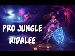 Hướng dẫn chơi Nidalee đi rừng full game