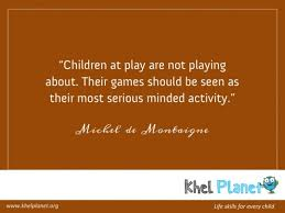Quotes - What thought leaders say? - Khel Planet - Play for 21st ... via Relatably.com