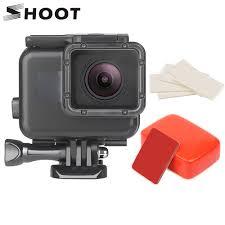 <b>SHOOT 45M Underwater Waterproof</b> Case for GoPro Hero 7 6 5 ...