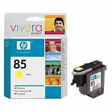 <b>Печатающая головка HP Printhead</b> №85 Yellow (C9422A) купить ...