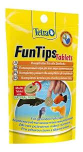 Купить <b>корм</b> для рыб <b>Tetra</b> FunTips <b>Tablets</b>, для приклеивания к ...