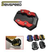 <b>SEMSPEED CNC</b> NVX Aerox <b>Kickstand Side Stand</b> Expansion ...