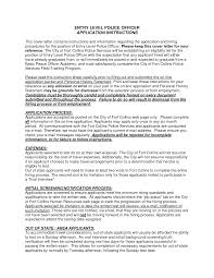 writing a cover letter for police officer job   cover letter templatesleading law enforcement security cover letter examples  police officer resume samples template law