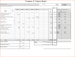 how to write an expense report in excel template how to write an expense report in excel