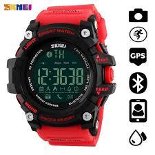 SKMEI <b>Men</b> Smart <b>Watch Big</b> Dial Fashion <b>Sports</b> Waterproof Clock ...