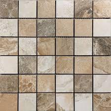 <b>Мозаика Ceracasa</b> (Керакаса) <b>Dolomite Mosaico</b> Multicolor (5x5 ...