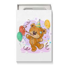 Коробка для чехлов <b>Мишка Тэдди</b> #2431830 от BeliySlon