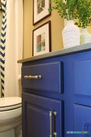 Navy Bathroom Vanity Bathroom Navy Blue Vanity Pictures Decorations Inspiration And