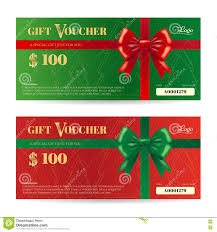 christmas gift card or gift voucher template shiny red and elegance christmas gift card or gift voucher template shiny royalty stock images
