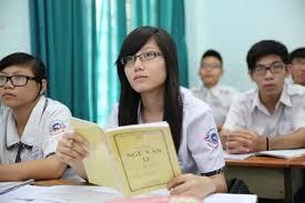 Image result for môn văn trong nhà trường