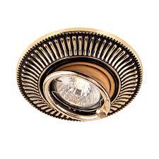 <b>369860 SPOT</b> NT14 119 коричневый/золото Встраиваемый ПВ ...