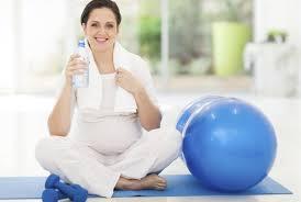 نتیجه تصویری برای ورزش در دوران حاملگی