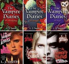 Vampire Diaries Books 1-7 - L.J. Smith
