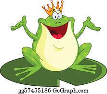 <b>Frog Prince</b> Clip Art - Royalty Free - GoGraph