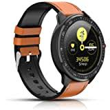 SNOWINSPRING <b>L16 Smart Watch</b> Men ECG+PPG IP68: Amazon ...