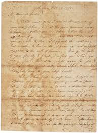 a patriot s letter to his loyalist father 1778 the gilder a patriot s letter to his loyalist father 1778