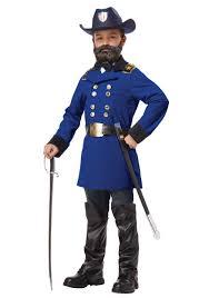 civil war reenactment costumes uniforms com child general ulysses s grant costume