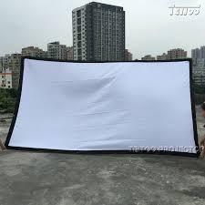 Простой портативный <b>экран для проектора</b> 100 150 дюймов 16:9 ...