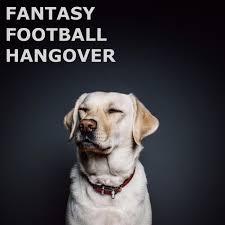 Fantasy Football Hangover