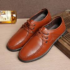 Fashion <b>Men Business</b> Leather Shoes Casual Shoes Sale, Price ...