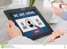 we are hiring career headhunting job concept stock photo image we are hiring career headhunting job concept