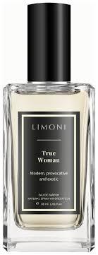 Купить <b>парфюмерная вода</b> Limoni <b>True Woman</b> 30 мл, цены в ...