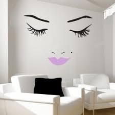 <b>Vinyl</b> Quotes Wall Sticker <b>Beauty</b> Salon Eyebrows Lashes Remove ...