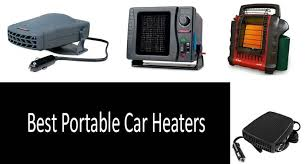 TOP 10 Best <b>Portable Car</b> Heaters 2019 | Buyer's Guide